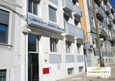 Lisbon City Apartments &Suites
