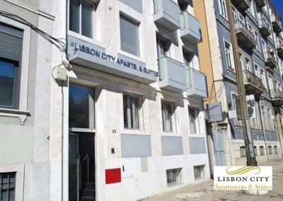 Lisbon City Apartments &Suites